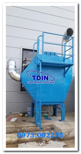 Tháp hấp thụ xử lý khí 2880-4320m3/h